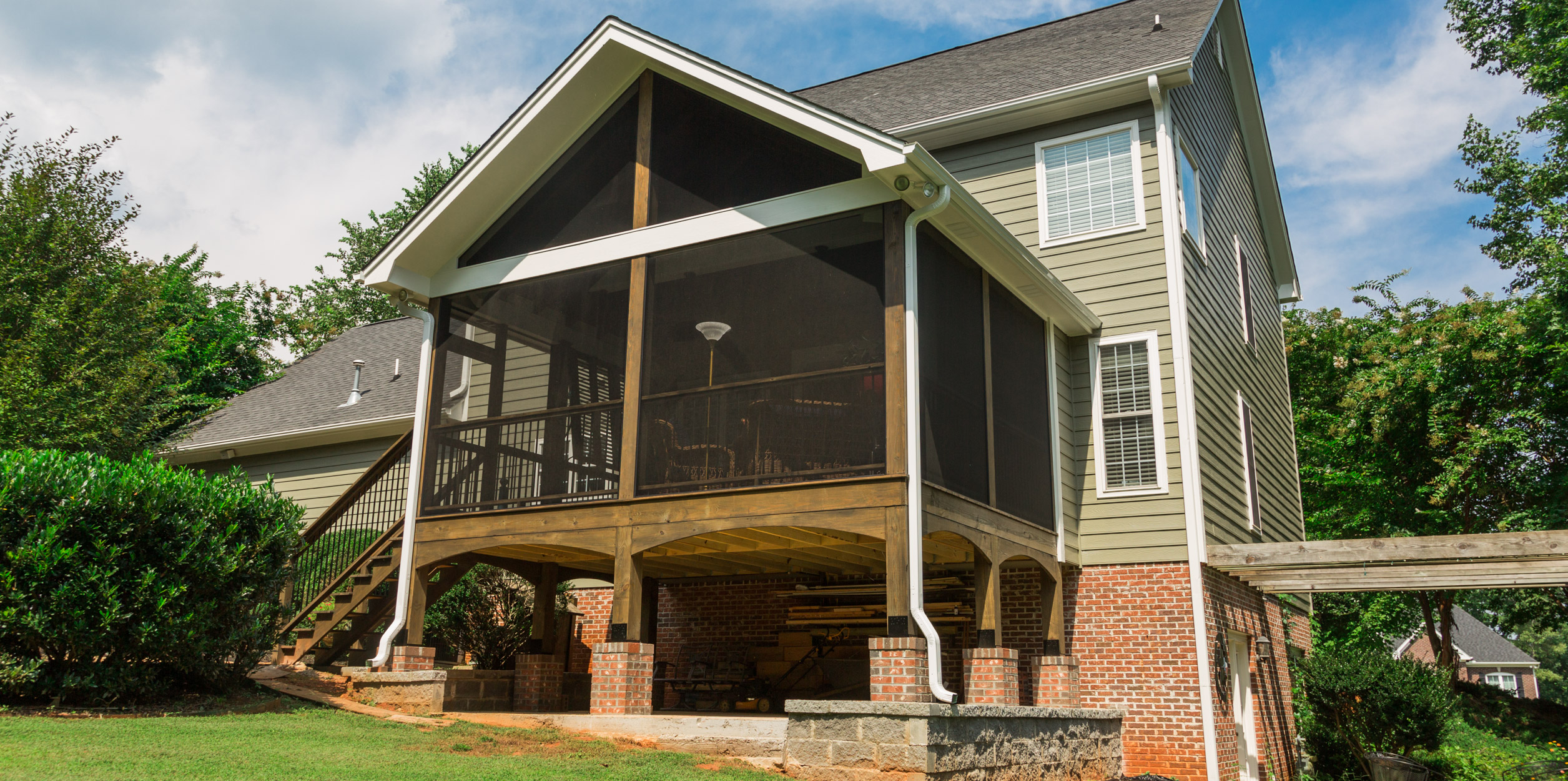 Screened Porch Addition