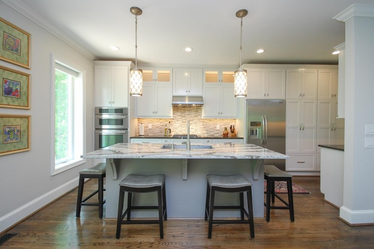 Kitchen Addition / Remodel and Master Bath / Screened Porch Addition