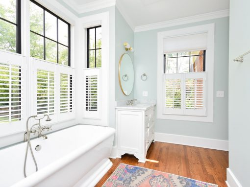 Historic Master Bath Addition