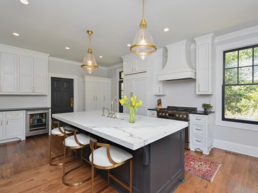Historic Kitchen Remodel