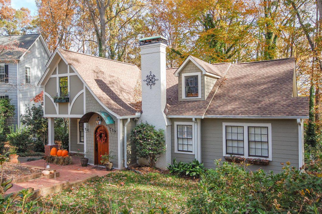 Storybook Cottage Addition