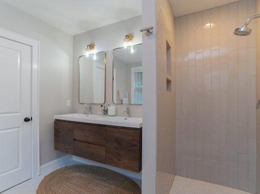 Custom Master Bath Suite Addition