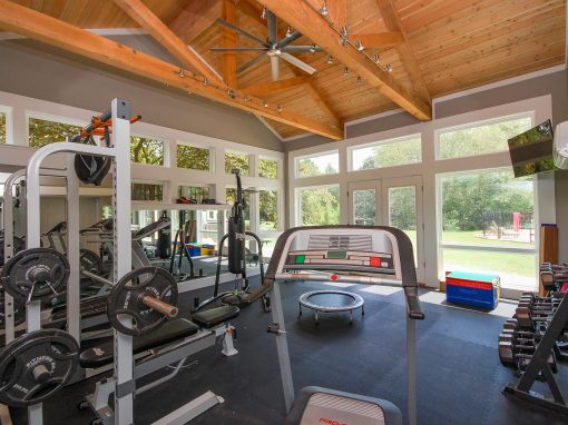 Fitness Room Addition
