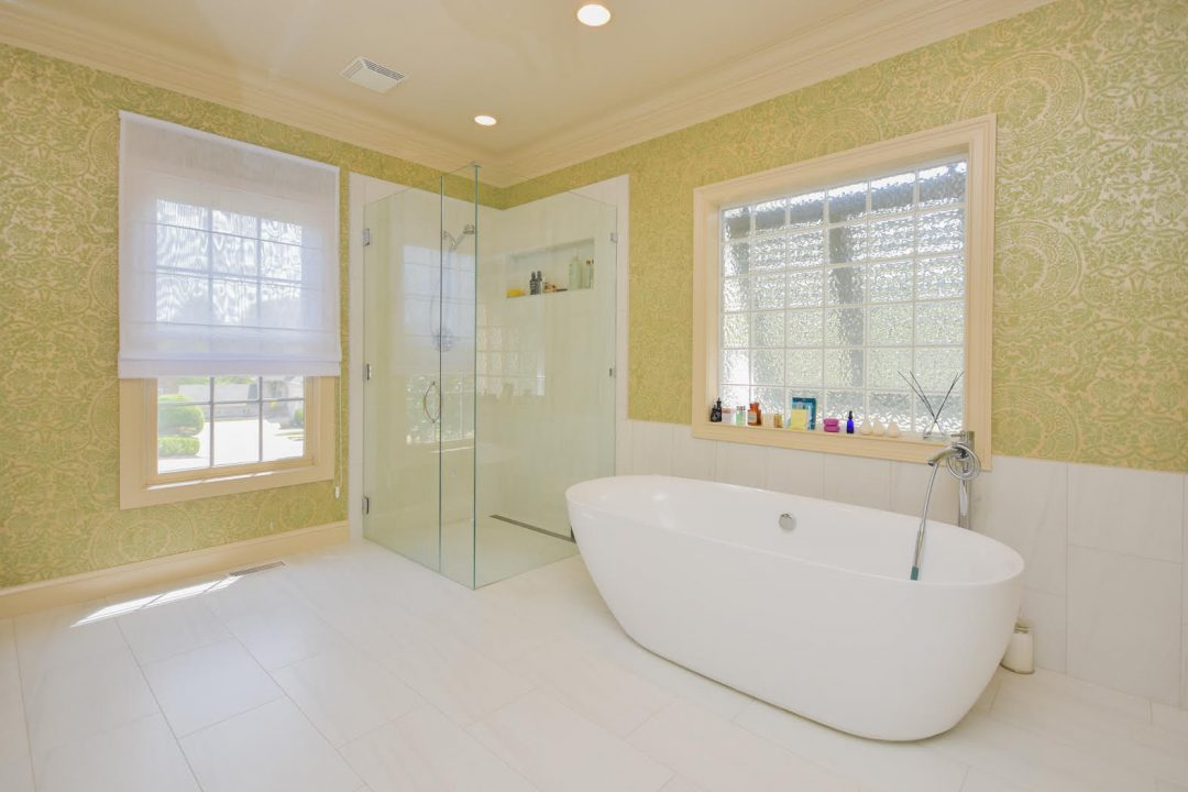 Master Bath Repair / Remodel