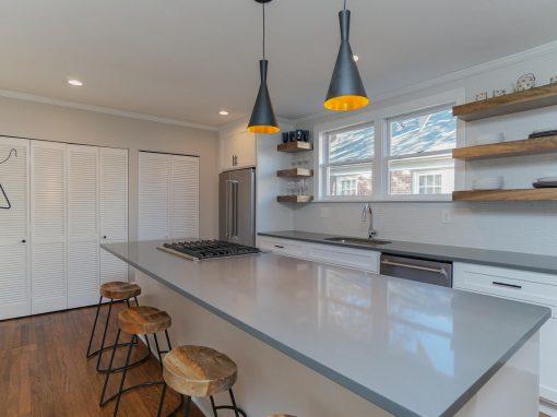 Open Kitchen Remodel