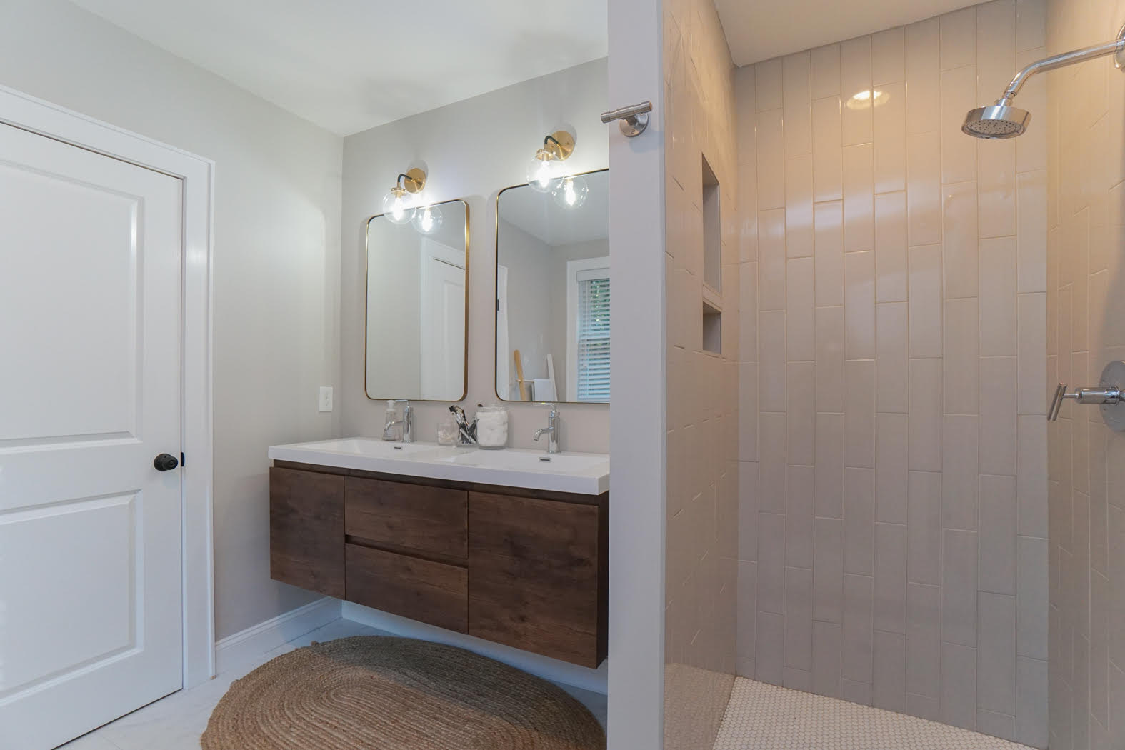 Custom Master Bath Suite Addition Solid Construction